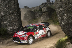 Кріс Мік Пол Нейгл, Citroën DS3 WRC, Citroën World Rally Team