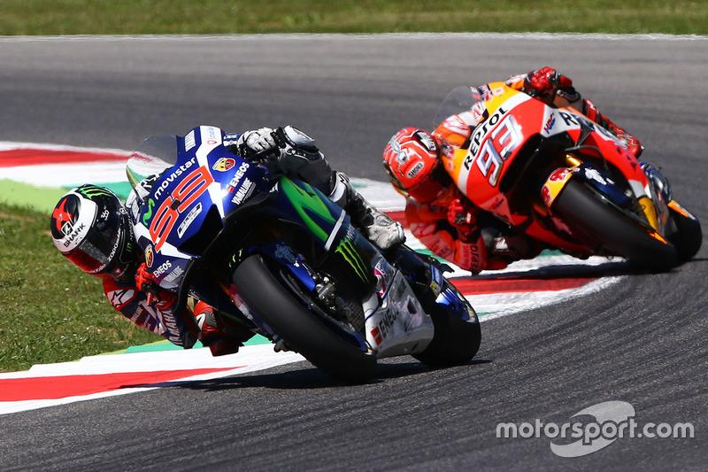 Italien, Mugello: Jorge Lorenzo (Yamaha)