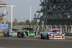 Martin Serrano, Coiro Dole Racing Dodge, Mauro Giallombardo, Stopcar Maquin Parts Racing Ford, Gaston Mazzacane, Coiro Dole Racing Chevrolet