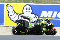 Sturz: Pol Espargaro, Monster Yamaha Tech 3