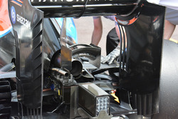 Manor Racing MRT05, Heck, Detail