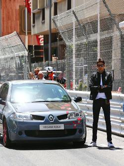 Esteban Ocon, Renault Sport F1 Team Pilotu ve Renault Megane R26.R