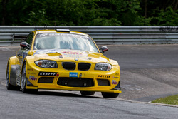 #93 Leutheuser Racing & Events, BMW 1M-Coupe GTR: Richard Purtscher, Harald Rettich, Fabrice Reicher, Dominique Nury