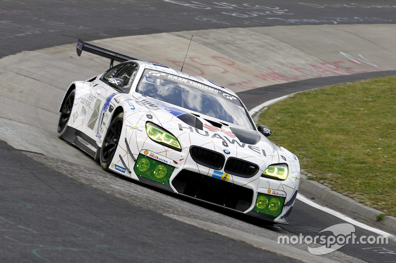 13. #100 Schubert Motorsport, BMW M6 GT3
