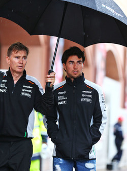 Серхіо Перес, Sahara Force India F1