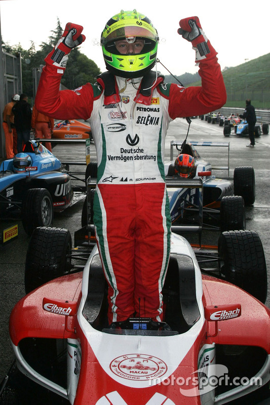 Ganador carrera 2: Mick Schumacher, Prema Power Team