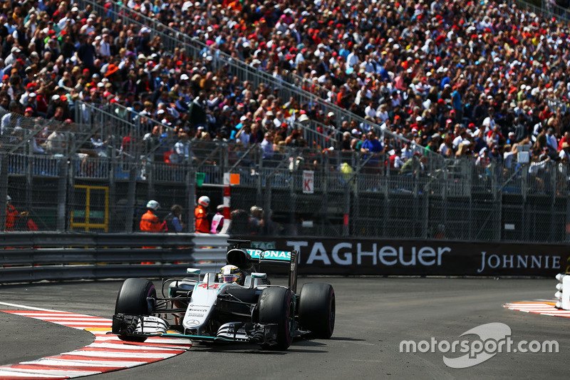 Mercedes persigue un récord de McLaren