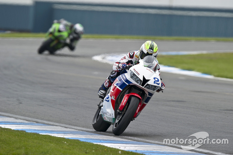 Supersport: P.J. Jacobsen (Honda; 2.)