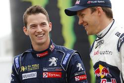 Timmy Hansen, Team Peugeot Hansen, Mattias Ekstrテカm, EKS RX Audi S1