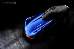 Designstudie: Peugeot L500 R Hybrid