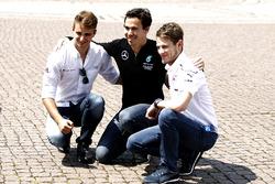 Nico Müller, Robert Wickens, Marco Wittmann