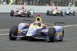 Sieger Alexander Rossi, Herta - Andretti Autosport, Honda