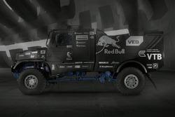 Презентація вантажівки Камаз-2017