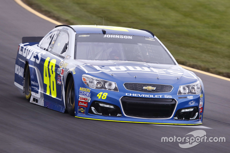 #5: Jimmie Johnson (NASCAR)