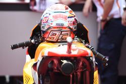 Marc Marquez, Repsol Honda Team, casco