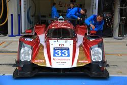 #33 Eurasia Motorsport, Oreca 05 Nissan