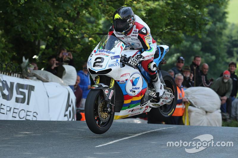 Michael Dunlop, BMW