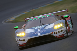 #66 Ford Chip Ganassi Racing Ford GT: Олів'є Пла, Стефан Мюке, Біллі Джонсон