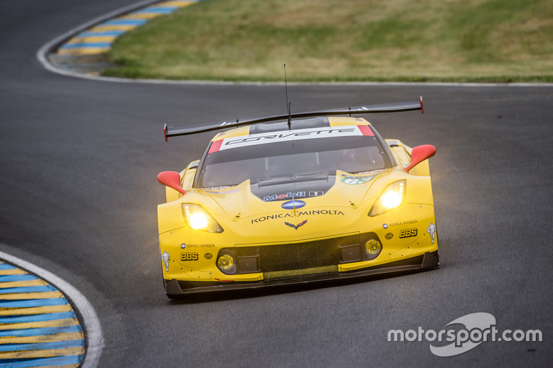 14. LMGTE-Pro: #63 Corvette Racing, Chevrolet Corvette C7-R