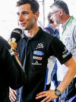 Eric Camilli, M-Sport, Ford Fiesta WRC