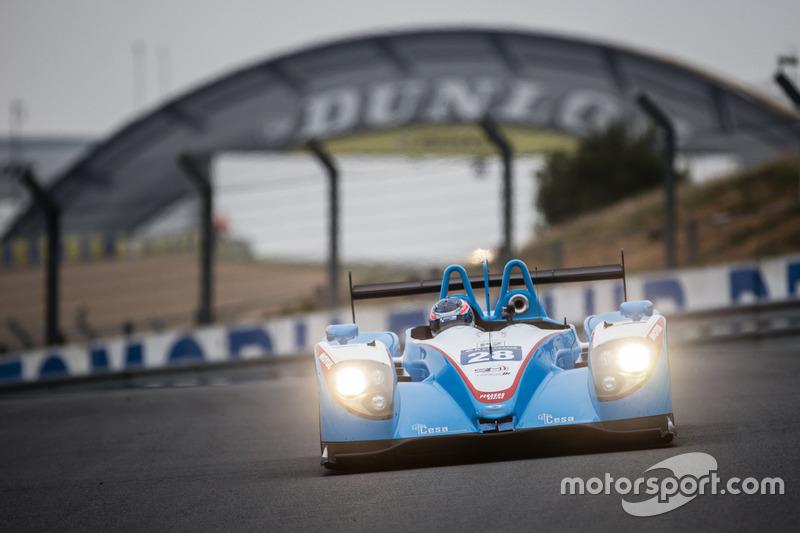 #28 Pegasus Racing - LMP2
