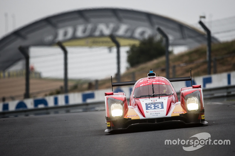 #33 Eurasia Motorsport - LMP2