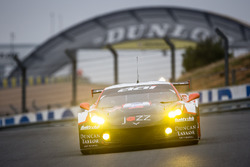 24 Ore di Le Mans, test