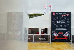 Zelt von All-Inkl Motorsport