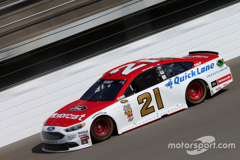 #20: Ryan Blaney (Wood-Ford)