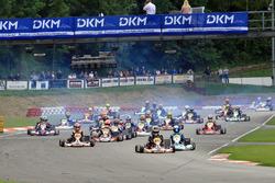 DMSB Schaltkart Cup start