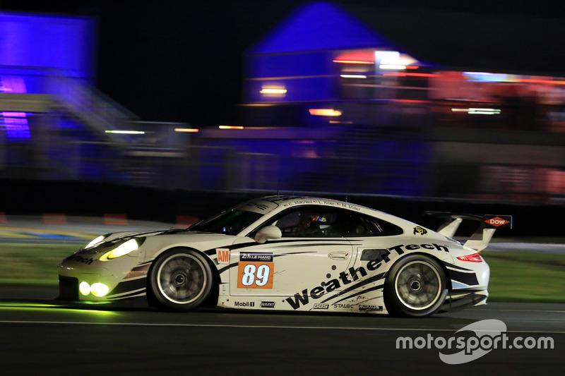 50: #89 Proton Competition Porsche 911 RSR: Cooper MacNeil, Leh Keen, Marc Miller