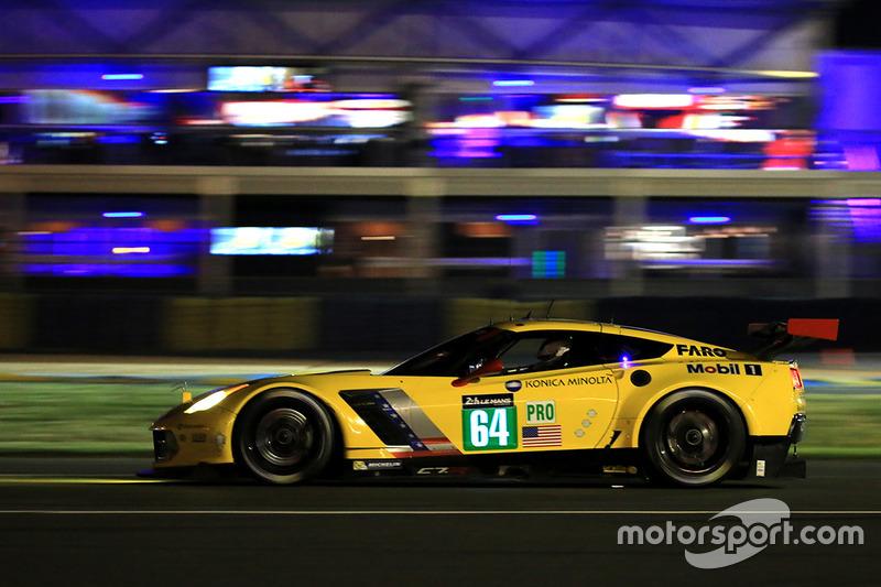 #64 Corvette Racing, Chevrolet Corvette C7-R