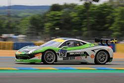 #128 Gohm Motorsport Ferrari 458 Challenge Evo: Christian Kinch