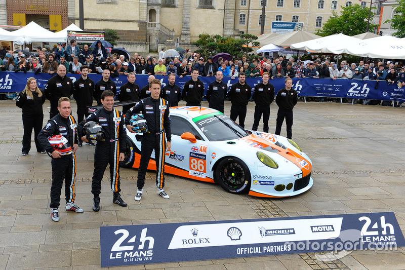 #86:Gulf Racing