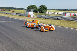Andretti Autosport testing season three Formula E car