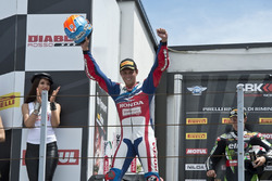 Michael van der Mark Honda World Superbike Team