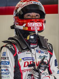 #5 Toyota Racing Toyota TS050 Hybrid: Казукі Накадзіма готовий до останнього відрізку