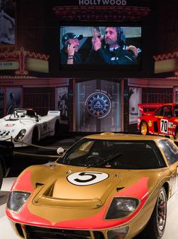 Le Mans 1966 üçüncü sıra Ronnie Bucknum, Dick Hutcherson, Ford GT 40