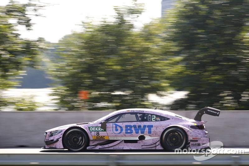 Norisring 1: Christian Vietoris (Mücke-Mercedes)