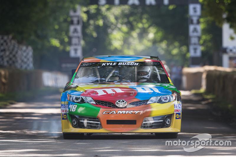 NASCAR Toyota Camry - Charlie Settrington