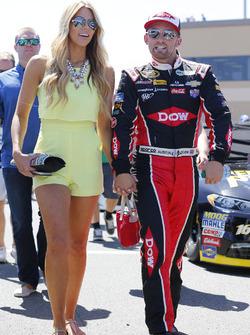 Austin Dillon mit Freundin Whitney Ward
