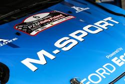 Detail, Eric Camilli, Benjamin Veillas, M-Sport Ford Fiesta WRC