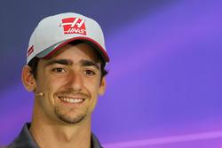 Esteban Gutiérrez, Haas F1 Team