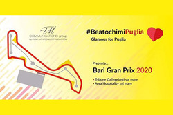 Propuesta diseño de GP del Mediterráneo de Bari