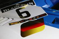 Logo, #6 Phoenix Racing Audi R8 LMS ultra