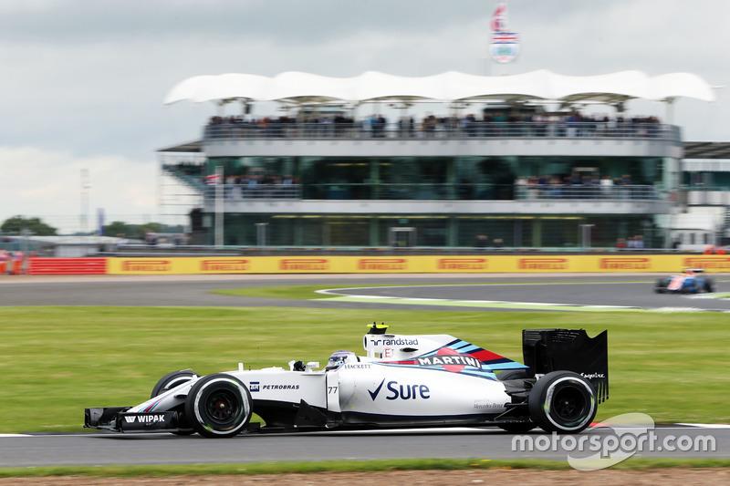 6: Valtteri Bottas, Williams FW38