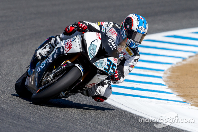 Raffaele De Rosa, Althea BMW Racing Team