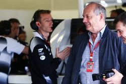 Ron Dennis, McLaren Executive Chairman
