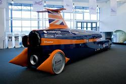 Bloodhound SSC mit Rolls-Royce-Motor