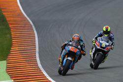 Tito Rabat, Marc VDS Racing Honda y Hector Barbera, Avintia Racing
